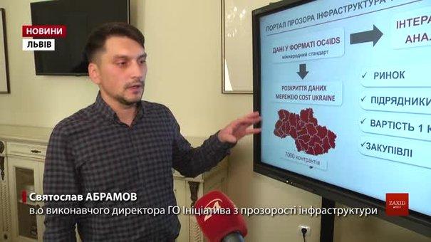 Інформація про будівництва у Львові буде у вільному доступі