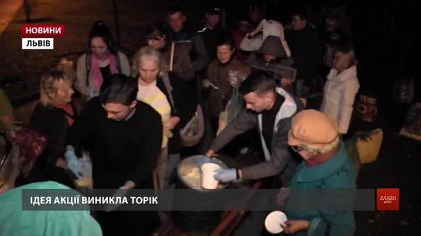 Львівські церкви безкоштовно годують потребуючих
