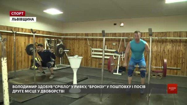 Брати Гози із Жидачева здобули «срібло» на чемпіонаті Європи із важкої атлетики