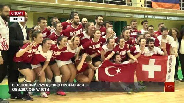 Львів уперше прийняв відбір на чемпіонат Європи з корфболу