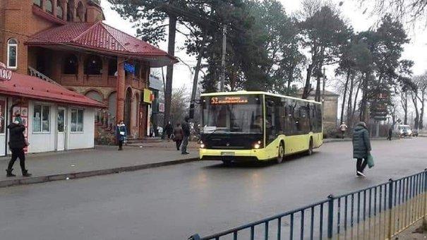 Міський автобусний маршрут №52 продовжили до Рудного