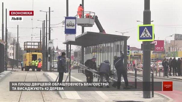 Три трамвайні маршрути почнуть курсувати до львівського вокзалу наприкінці тижня