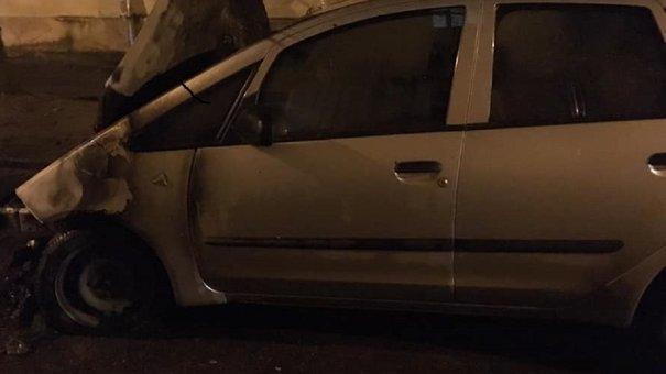 Журналістці «Радіо Свобода» Галині Терещук спалили автомобіль у Львові