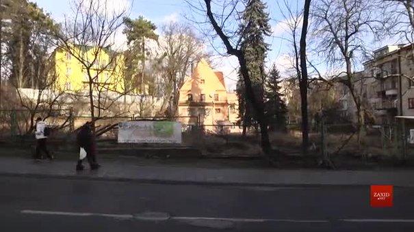 Верховний Суд дозволив Національній академії наук забудувати сквер у Львові