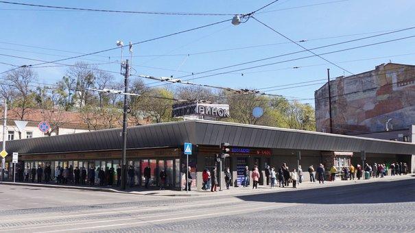 У суботу продуктові ринки Львова закриють на карантин