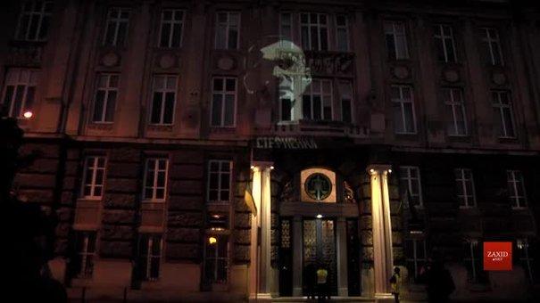 Львів'яни висловили підтримку активісту Сергієві Стерненку