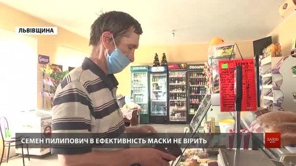Мешканці сіл Львівщини масово ігнорують вимоги карантину