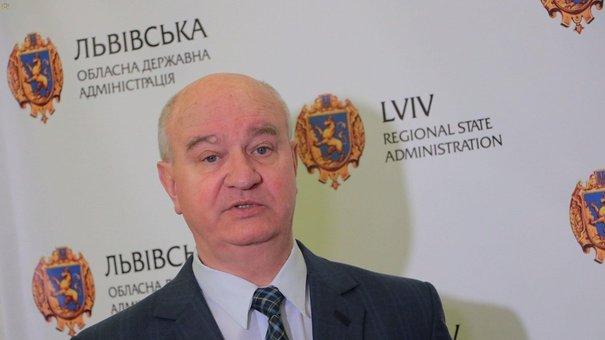 Степанов  заявив про звільнення керівника львівського лабораторного центру Романа Павліва