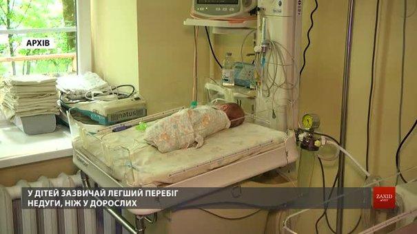 Лікарі ОХМАТДИТу розповіли про стан маленьких пацієнтів із коронавірусом