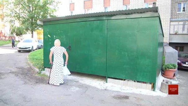 У Львові встановлюють контейнери для органіки