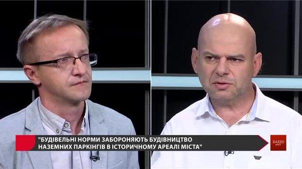 «Я львів'янин, тут живу і хочу робити Львів кращим»