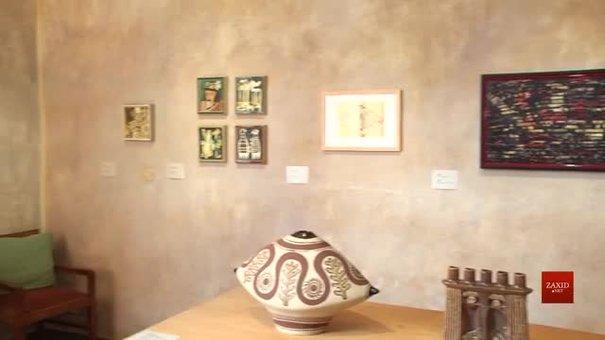 У Львові презентували виставку присвячену митцю Зеновію Флінті