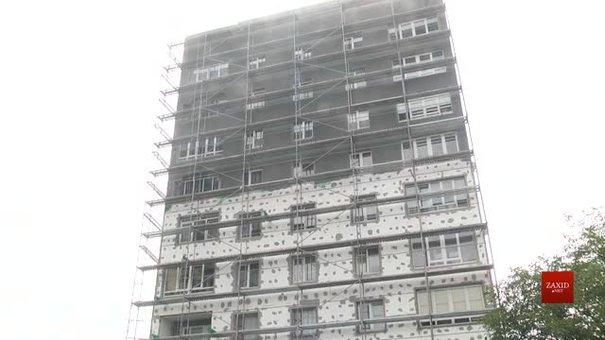 Мешканці багатоповерхівки на Сихові економитимуть 50% на теплі