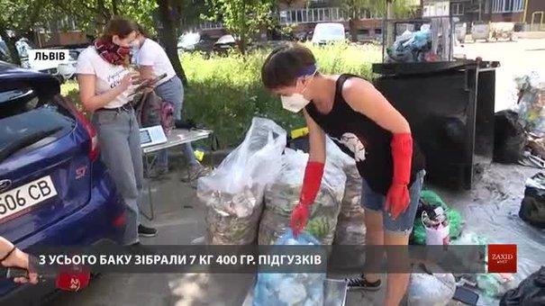 Активісти Zero Waste досліджують, що львів'яни викидають у смітник