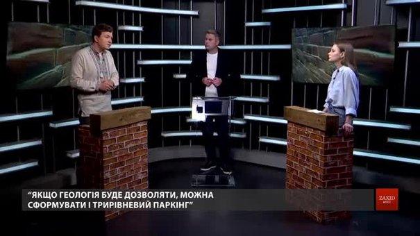 Головний архітектор Львова прокоментував ймовірність будівництва підземного паркінгу на Вороного
