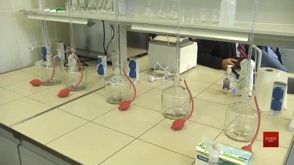 У «Львівській політехніці» відкрили п'ять сучасних хімічних лабораторій