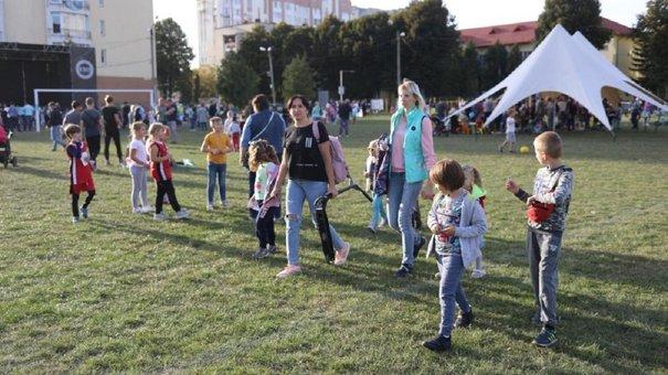У Львові провели ювілейний фестиваль «Балатон Фест»