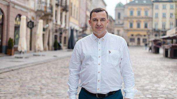 Одним з активних учасників Революції на граніті був і кандидат у мери Львова Ярослав Рущишин