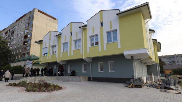 У львівському мікрорайоні Рясне відкрили нову поліклініку