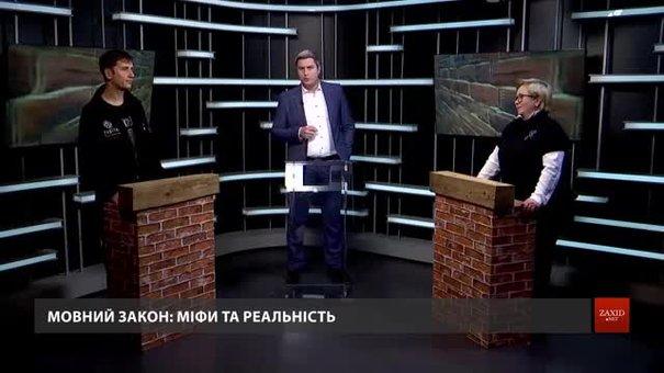 «Ми не боремося з російською мовою, ми воюємо з русифікацією»
