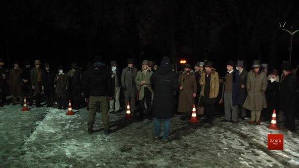 У Львові розпочалися зйомки серіалу «Кава з кардамоном»