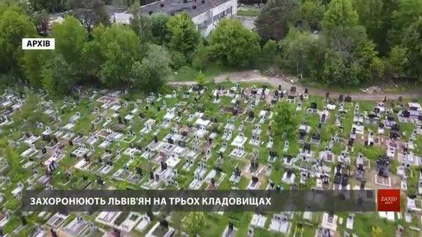 За два роки у Львові закінчаться місця для поховань