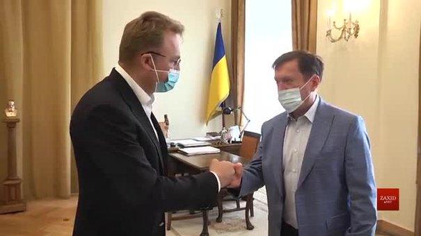 Meest пожертвує 300 тис. доларів на обладнання для львівських лікарень