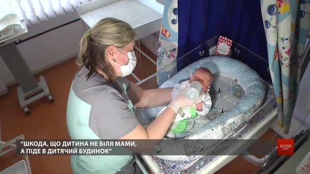 Медики дитячої лікарні на Орлика розповіли про стан підкинутого хлопчика