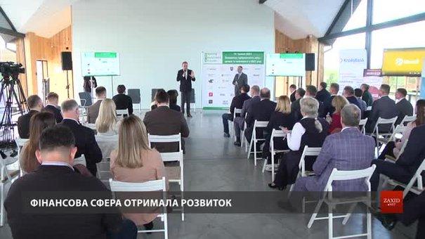Банкіри, підприємці та політики обговорили розвиток бізнесу на Весняному діловому форумі