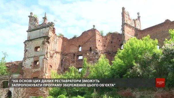 На Львівщині почали сканування та створення 3D-моделей 16 палаців і церков