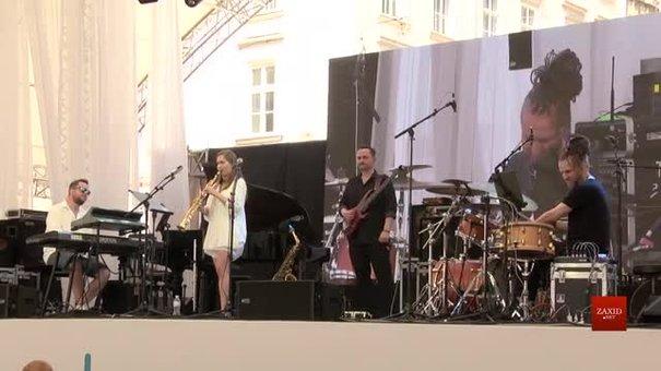 Стартував один з найбільших європейських фестивалів Leopolis Jazz Fest
