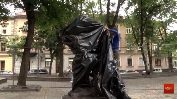 У Львові встановили пам'ятник Францу Ксаверу Моцарту