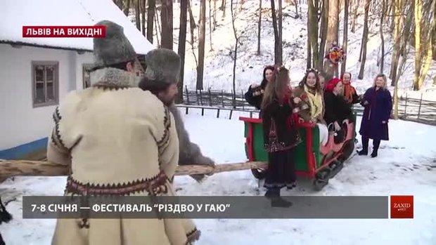 Культурні події у Львові на новорічно-різдвяні вихідні
