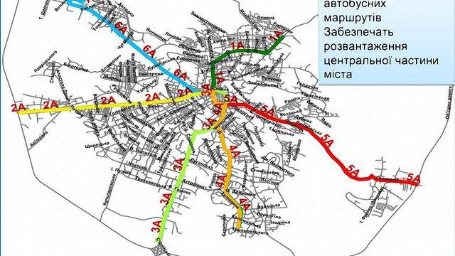 Мер Львова обіцяє відстоювати транспортну схему
