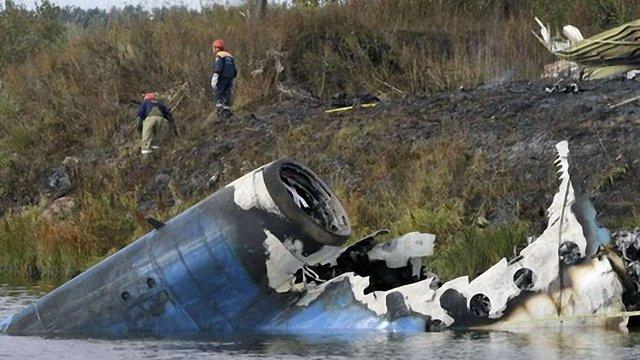У загибелі «Локомотива» винні пілоти, – комісія