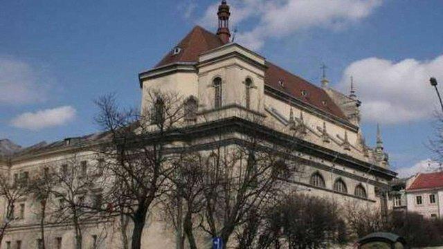 Сьогодні у Львові освятять Костел єзуїтів