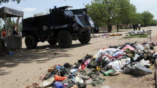 Число жертв нападів у Нігерії могло перевищити 100 осіб
