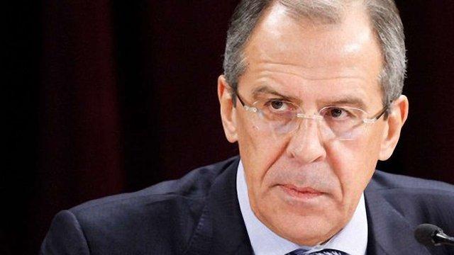 Росія і ЄС в грудні домовлятимуться про безвізовий режим, – Лавров