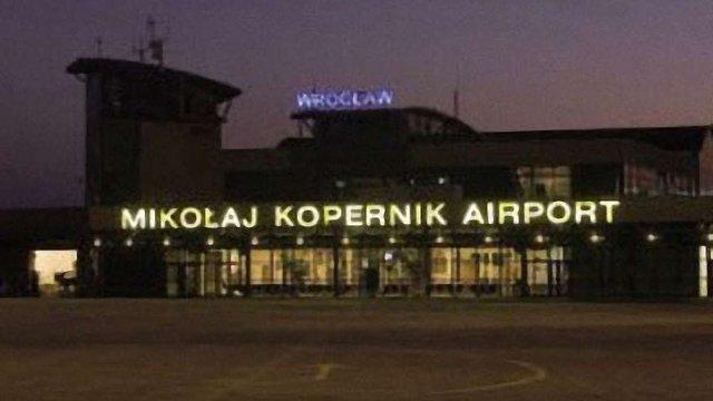 Вроцлавський аеропорт: Через туман не було відкликано жодного рейсу