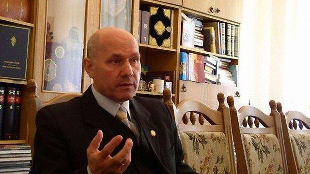 Пасічник призначений т. в. о. ректора «Острозької академії»