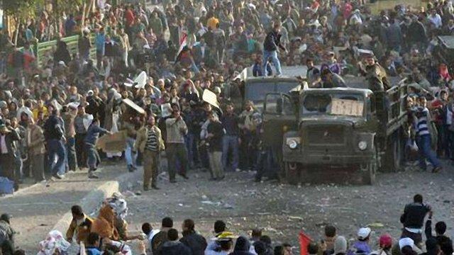 Заворушення у Єгипті: 35 загиблих, 3256 постраждалих