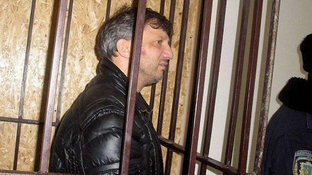Суд залишив Слюсарчука під вартою