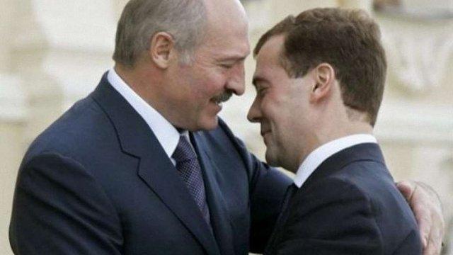 Лукашенко і Медведєв домовилися розвивати Союзну державу