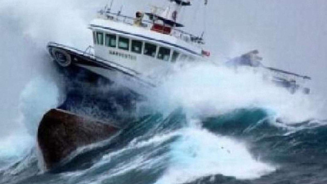 Біля Великобританії затонуло судно з російським екіпажем
