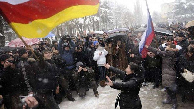 Росія обіцяє не втручатися в ситуацію в Південній Осетії