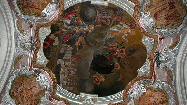 В костелі Єзуїтів є унікальне зображення Львова, – експерт