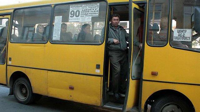 У Львові 1 січня проїзд у маршрутках безкоштовний