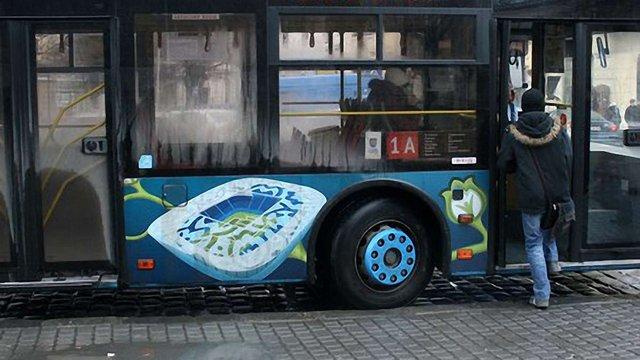 Львів'яни знайомляться з новою транспортною схемою