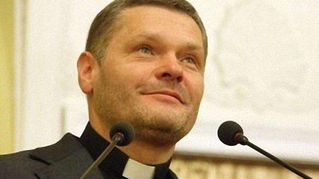 Депутатів Львова привітали з Різдвом колядники