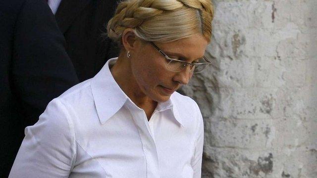 Батьківщина: Влада злякалася, що Тимошенко отримає премію Нобеля